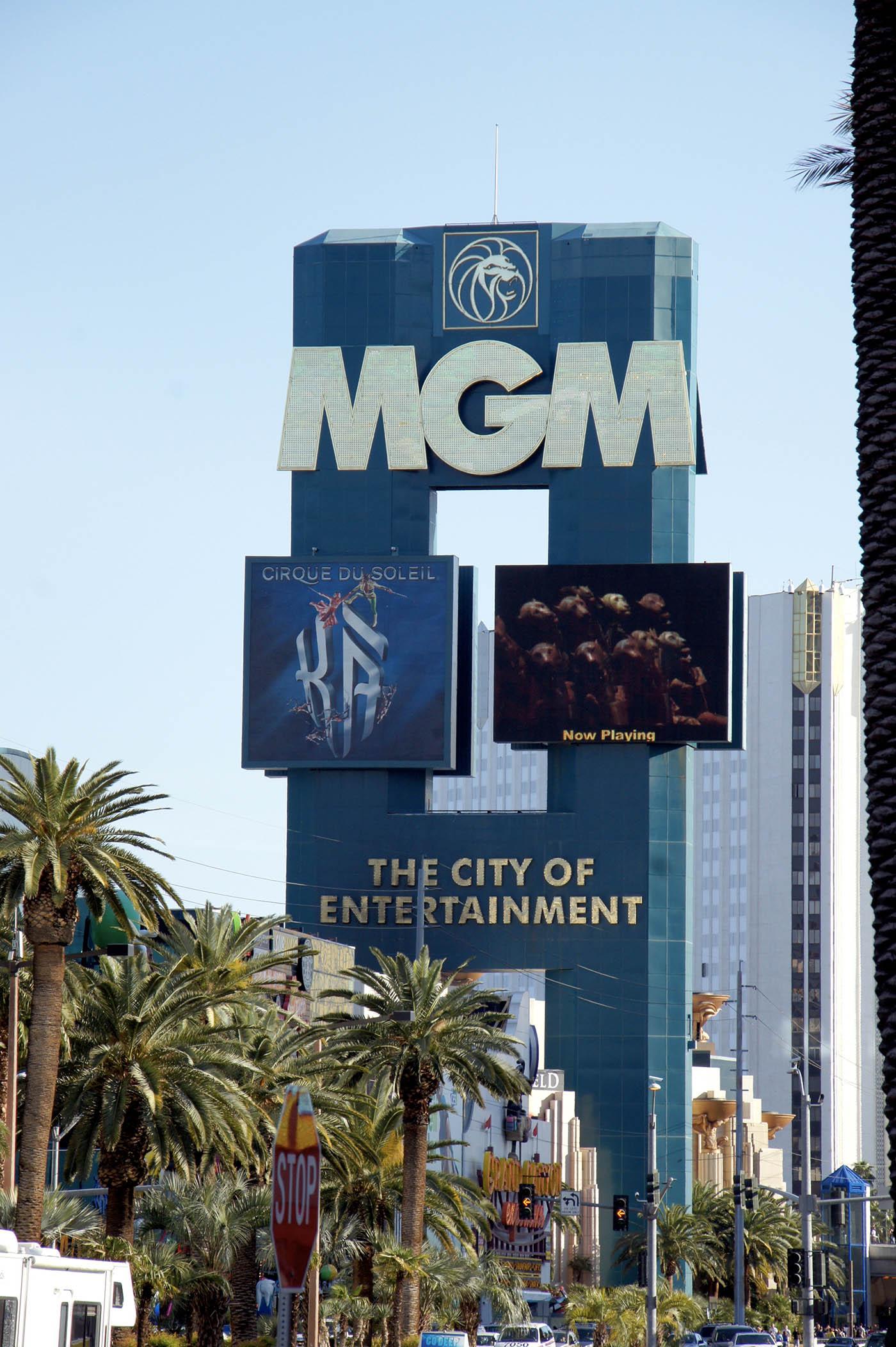 Ka Cirque du Soleil au MGM Las Vegas