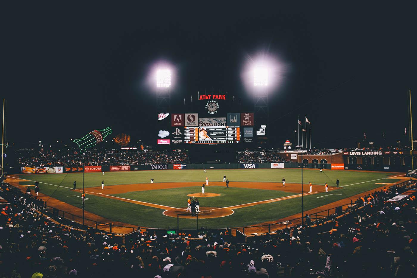 quand voir un match de baseball ?