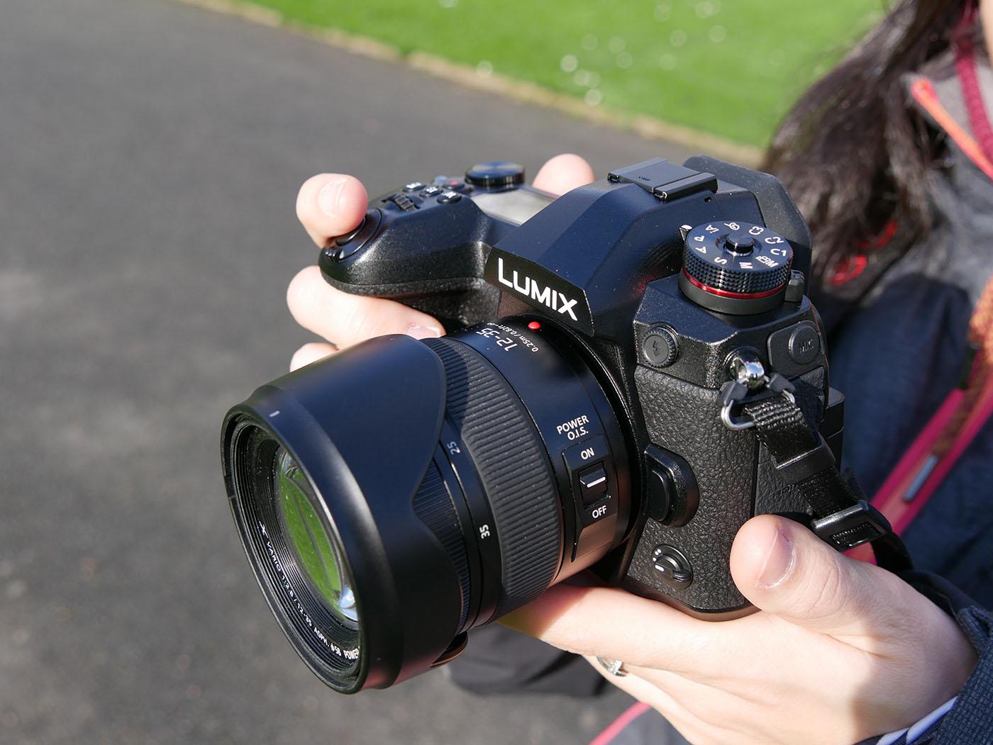 Lumix g9 panasonic test et avis terrain partons en voyage for Changer ecran appareil photo lumix
