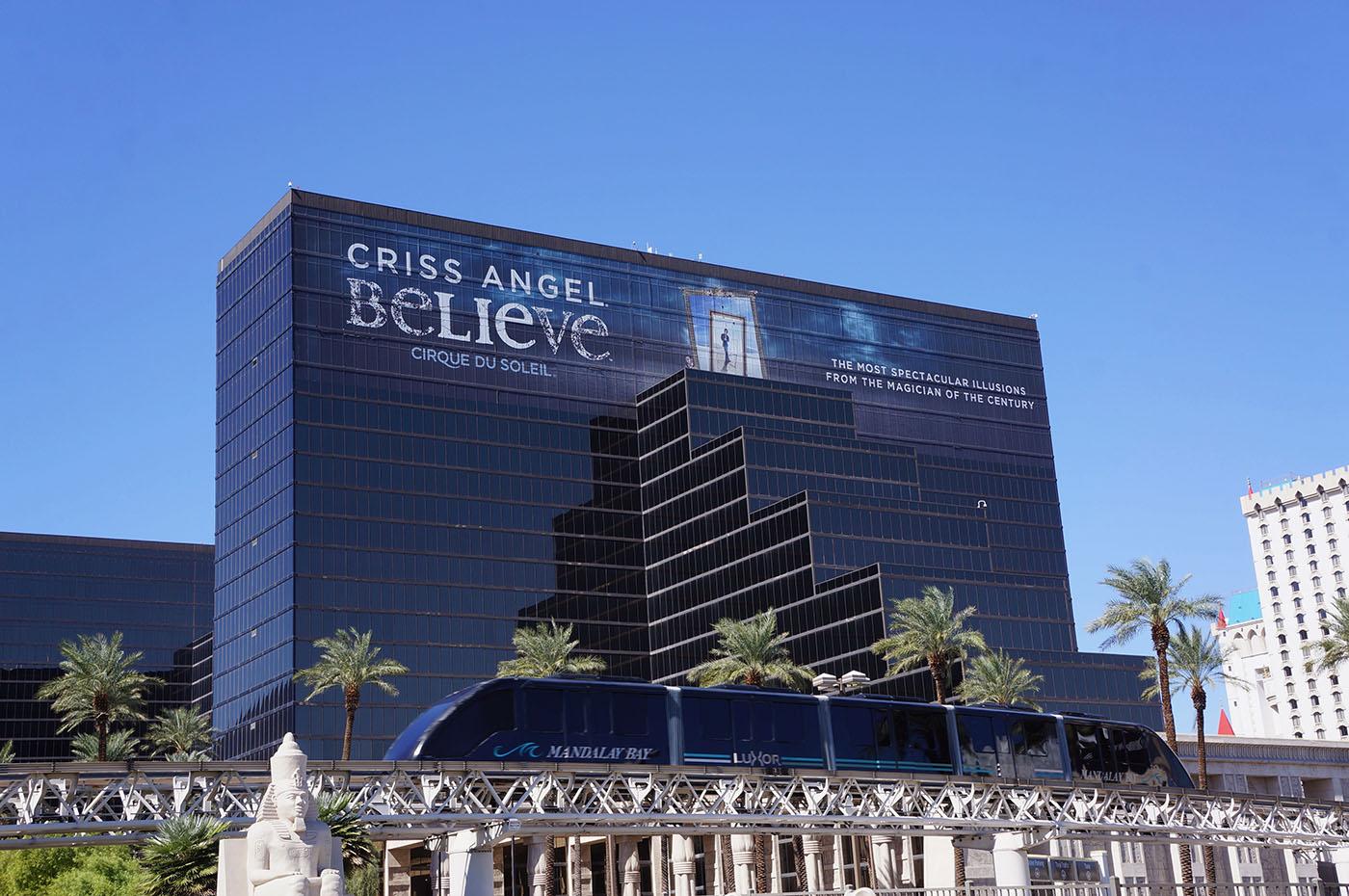 quels sont les meilleurs spectacles à Las Vegas ?
