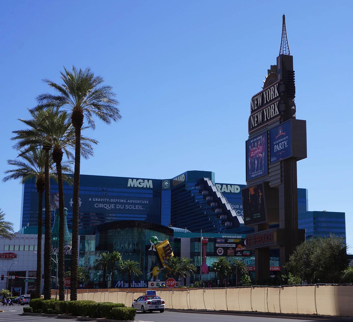 quel spectacle à Las Vegas faut-il voir ?
