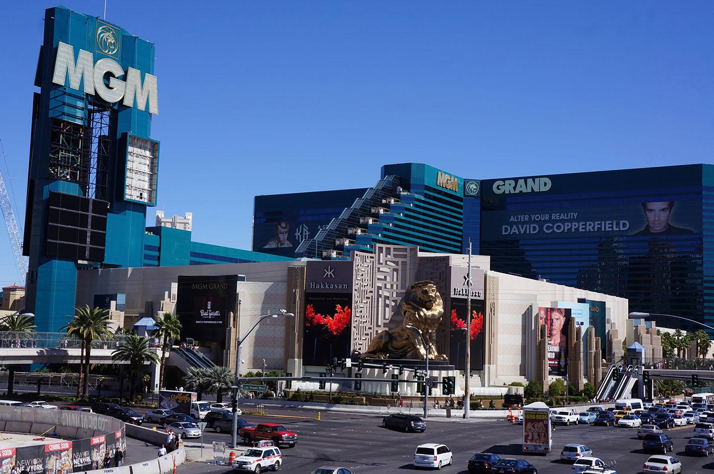 comment voir un spectacle à Las Vegas ?