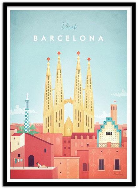 déco voyage : barcelone