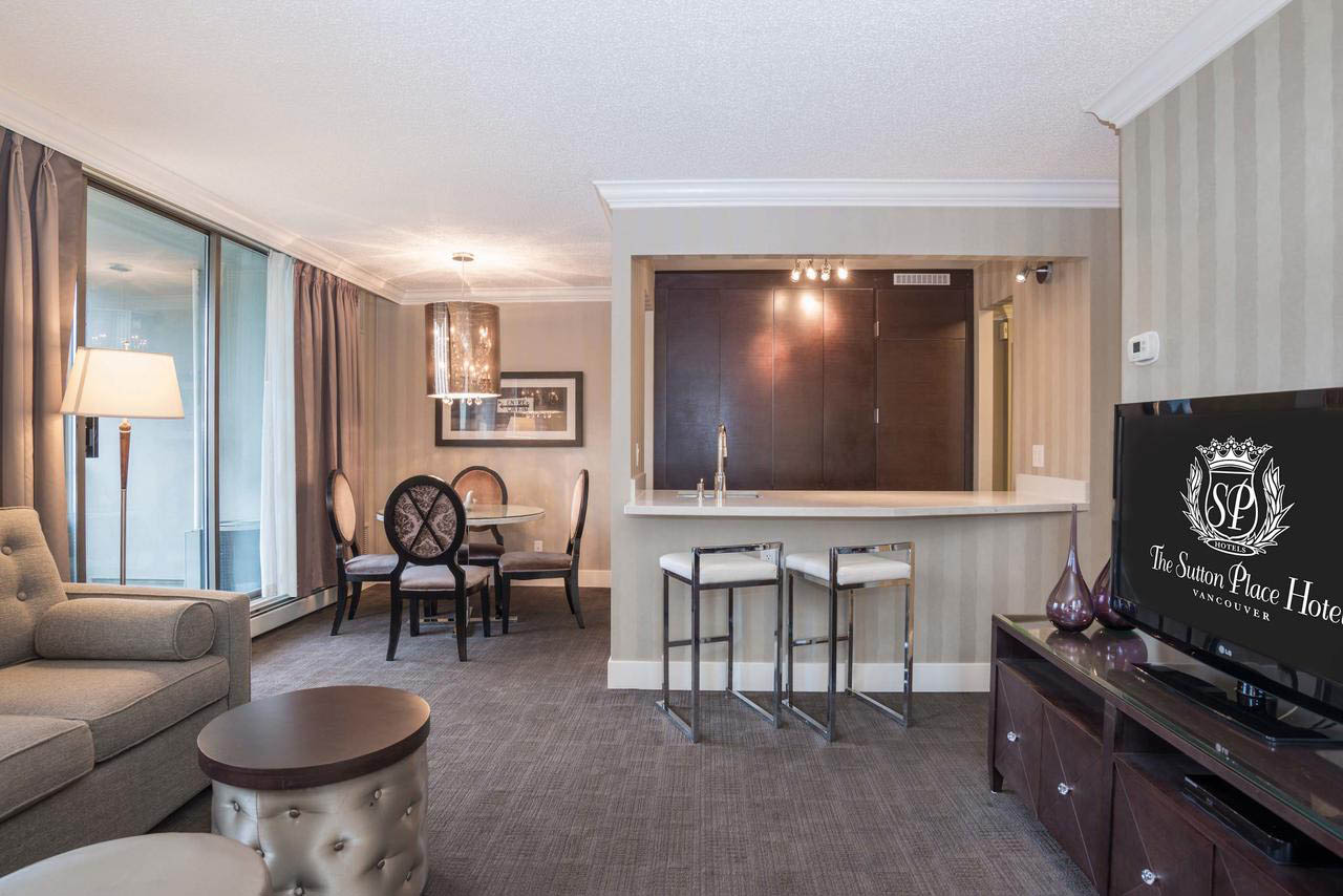 Hotel Appartement Vancouver