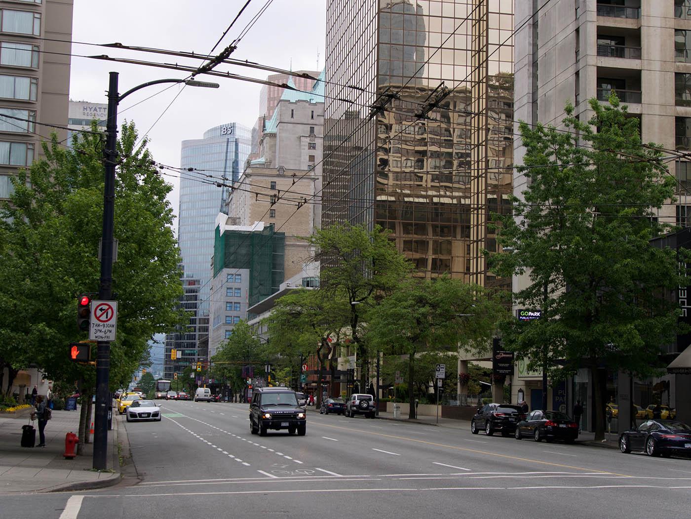 Meilleur quartier Vancouver