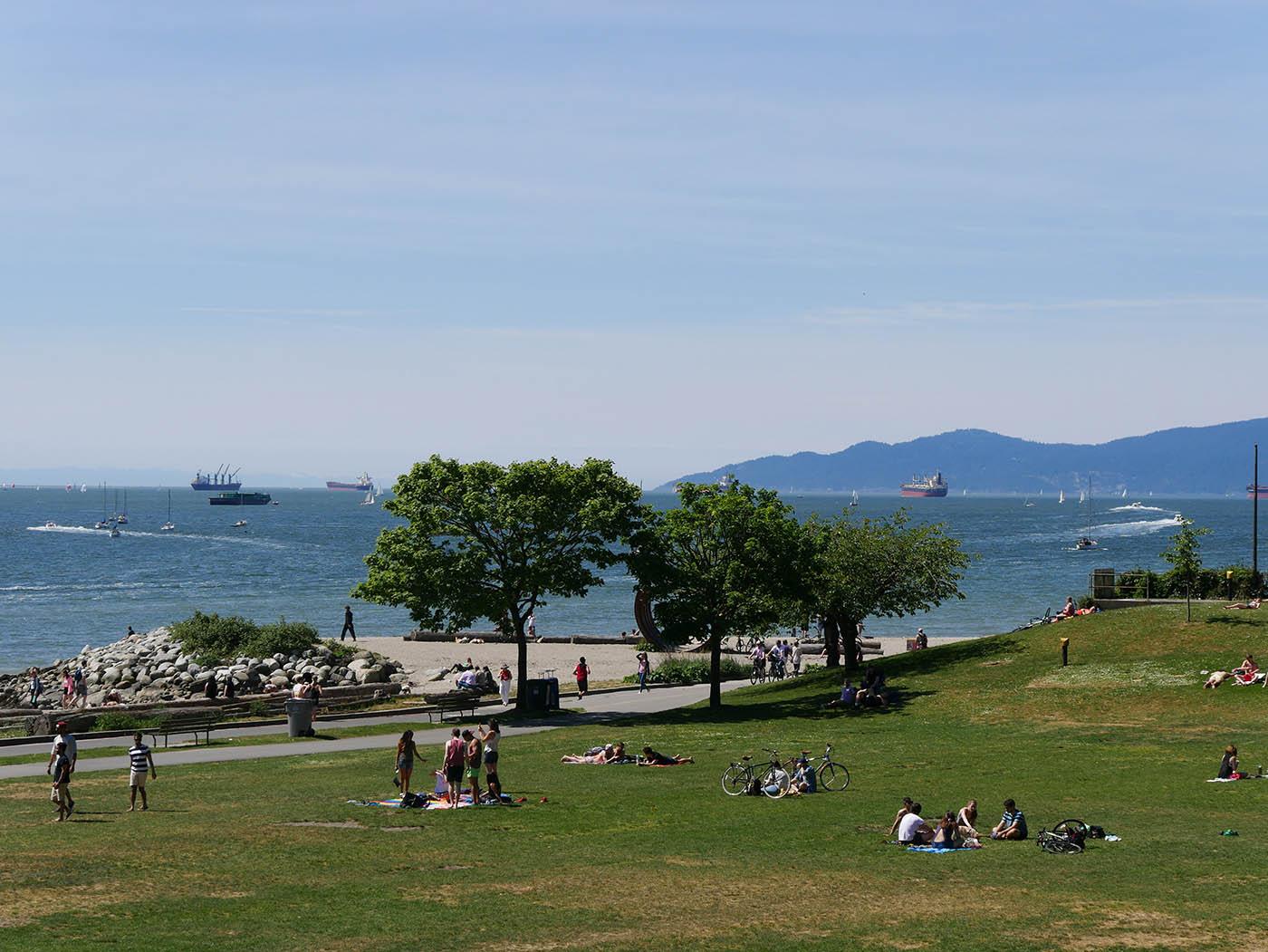 Meilleur quartier où dormir Vancouver