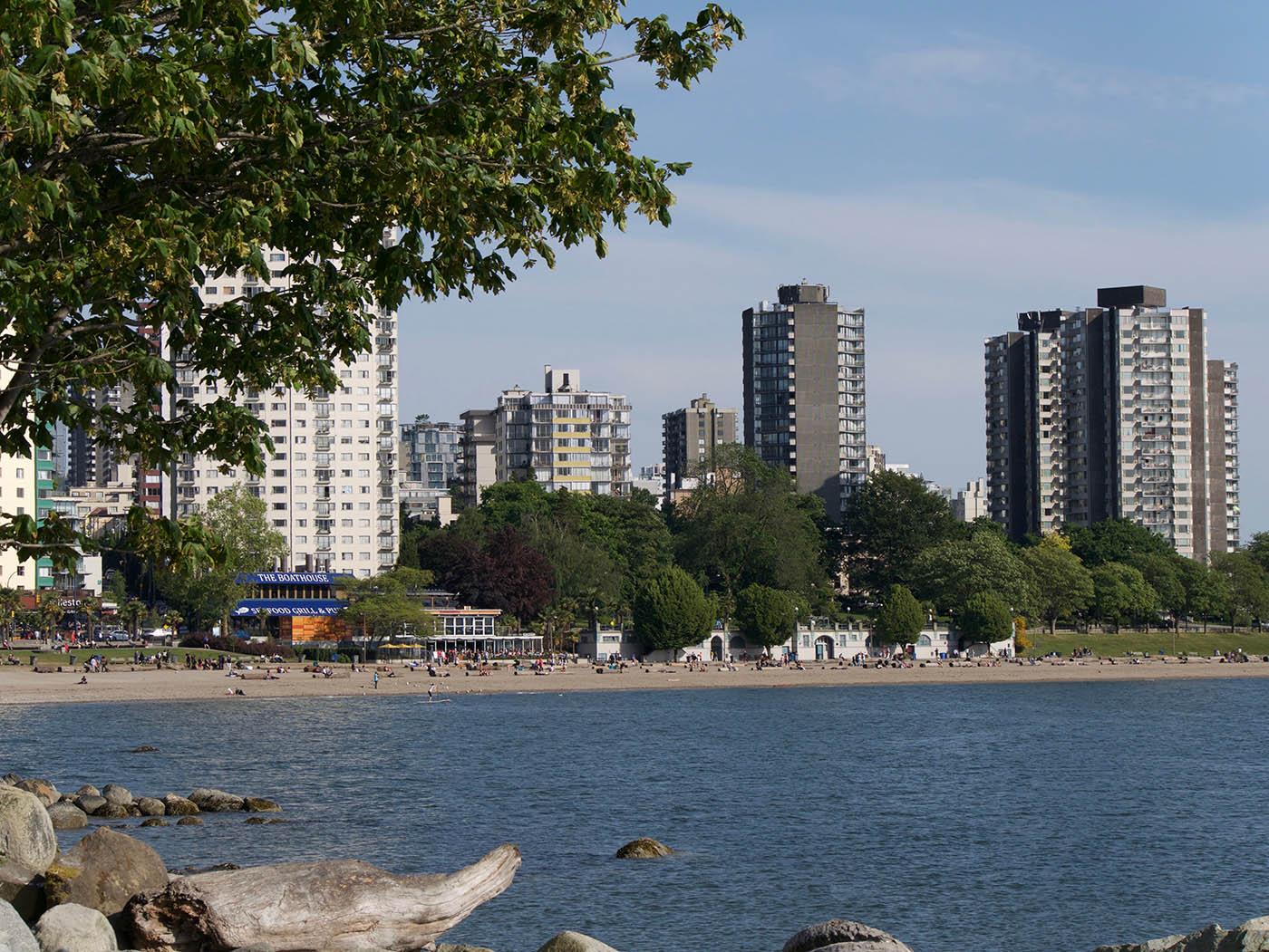 quartier idéal où dormir à Vancouver