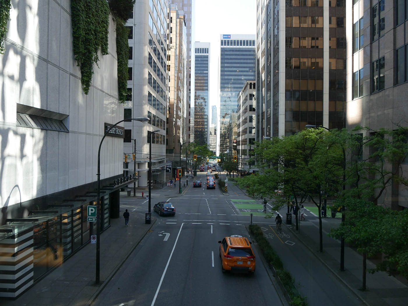 Quel hôtel réserver à Vancouver ?