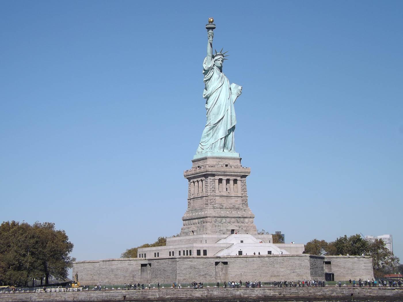statue liberté NY