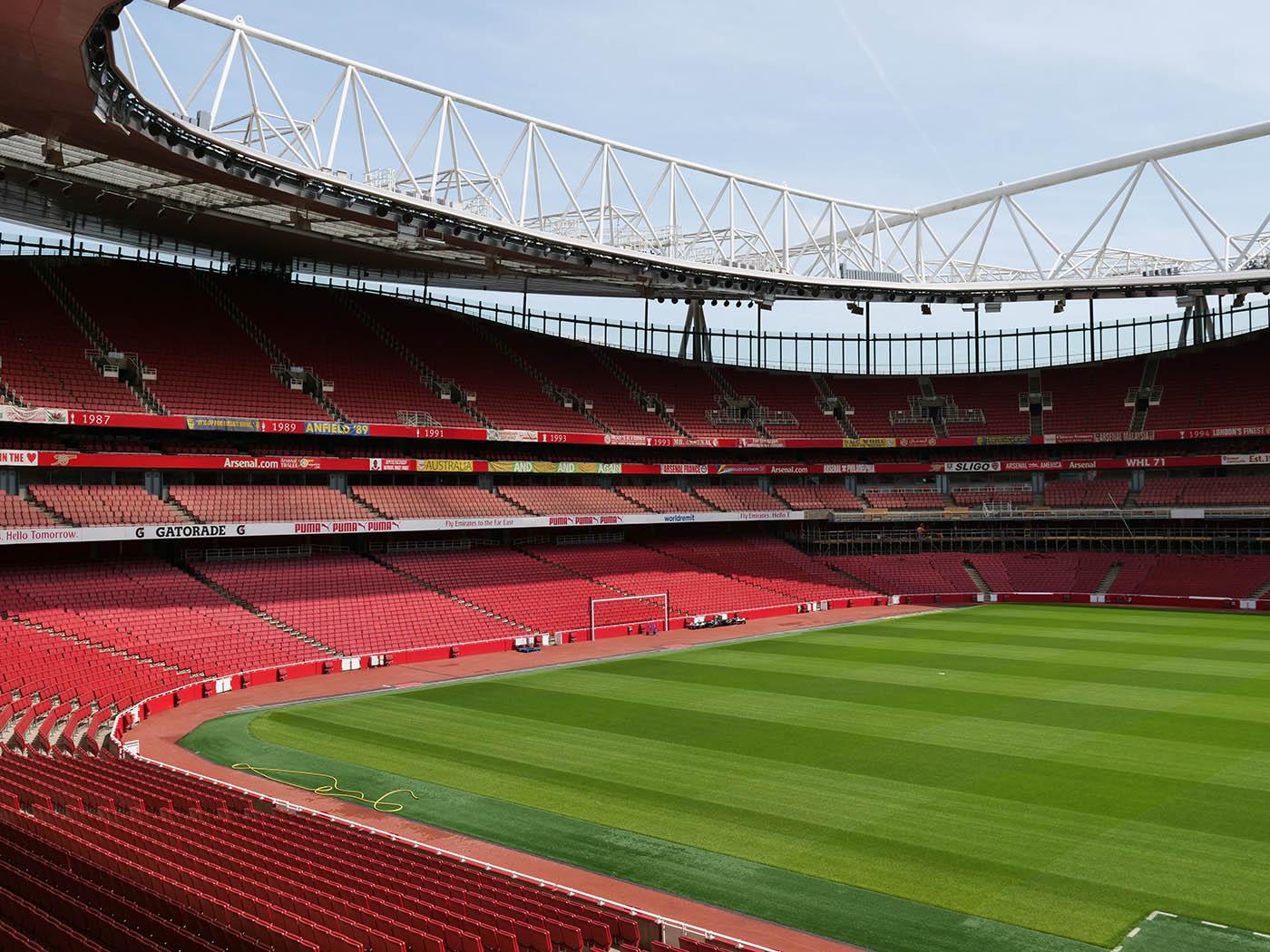 Acheter Billets pour un match de foot à Londres
