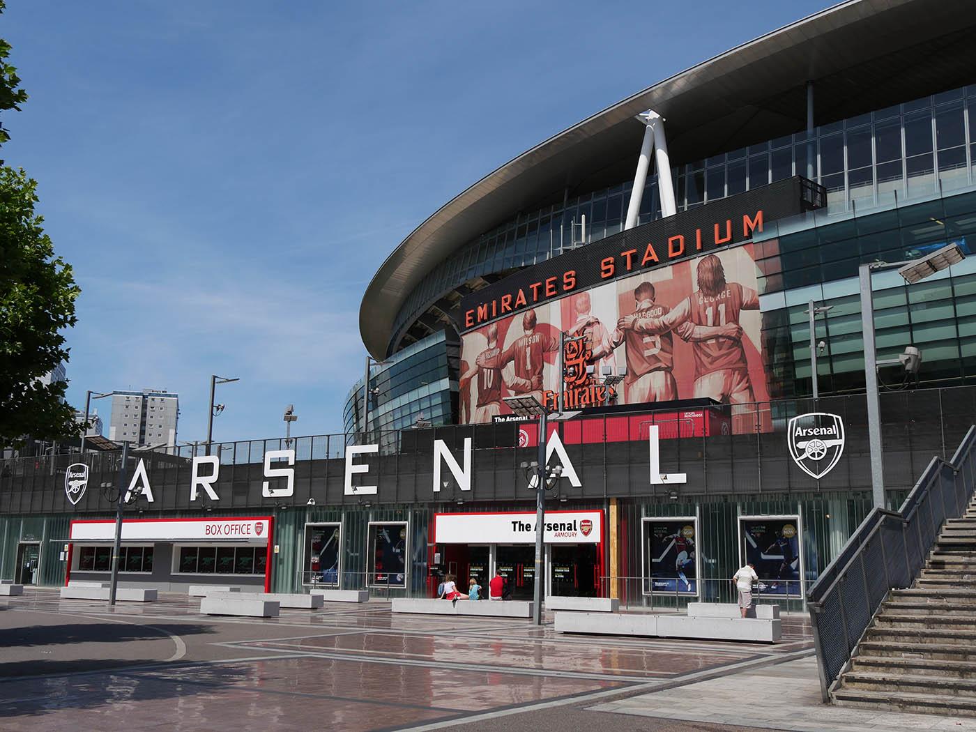 Acheter Billets Match Foot Londres Arsenal