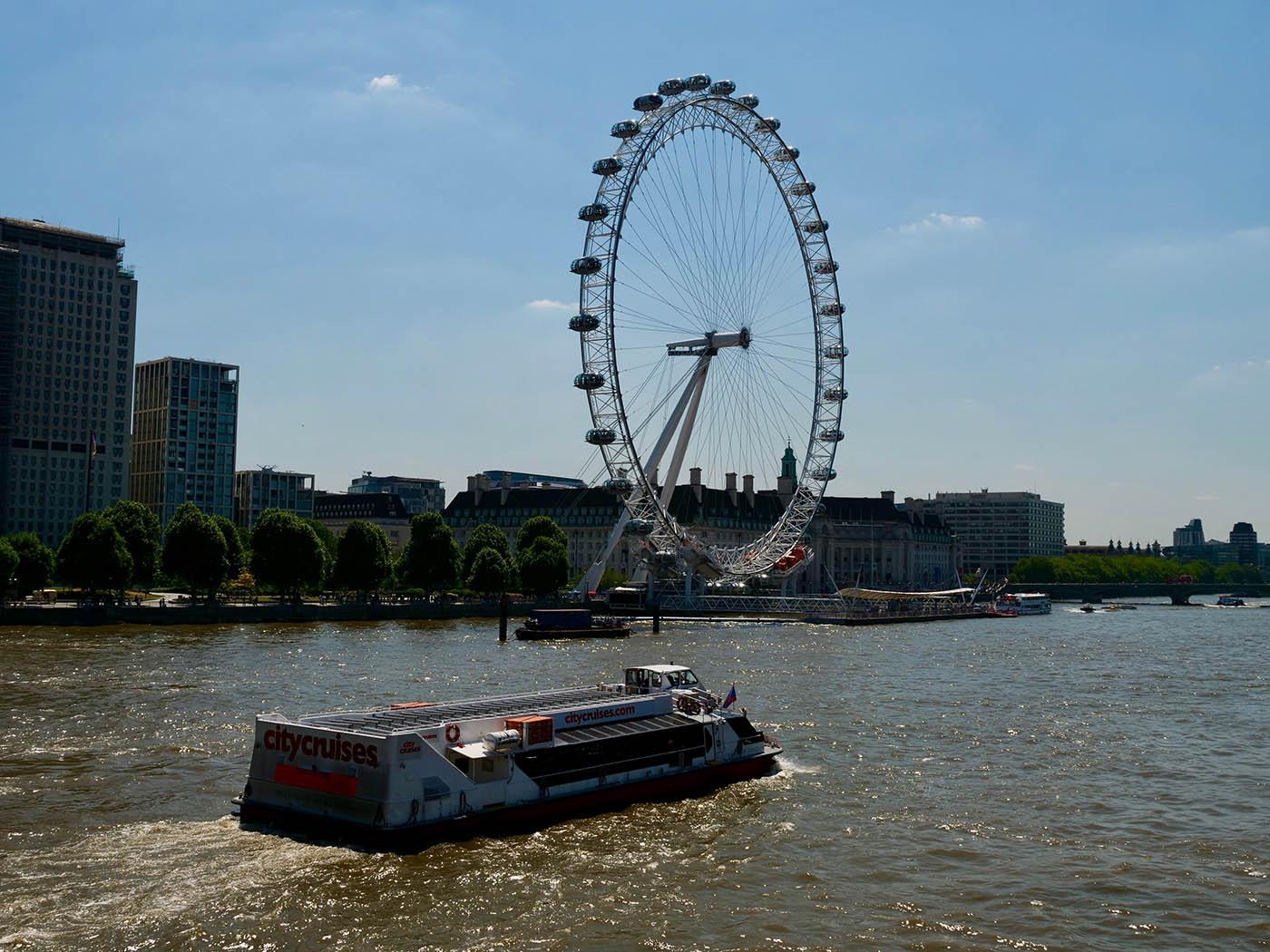 Londres Croisière