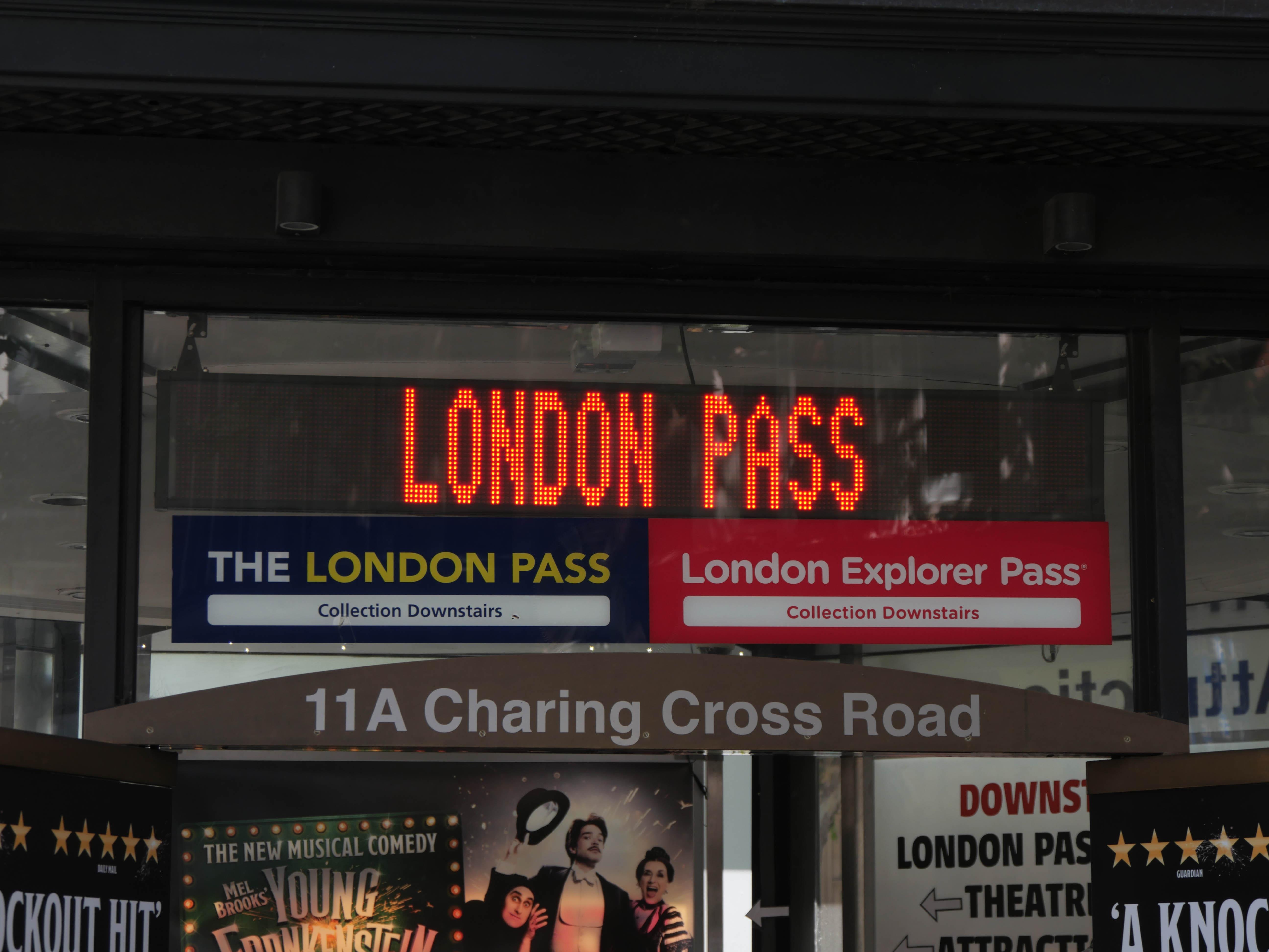 Meilleur London Pass Pour Londres Avis Et Prix