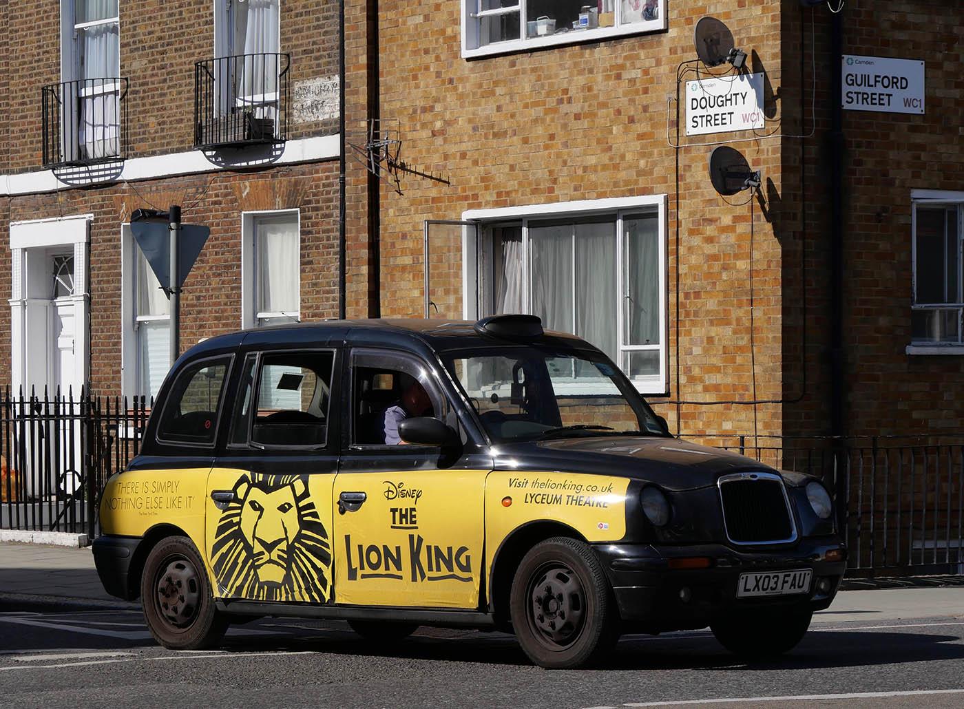 Le Roi Lion Londres