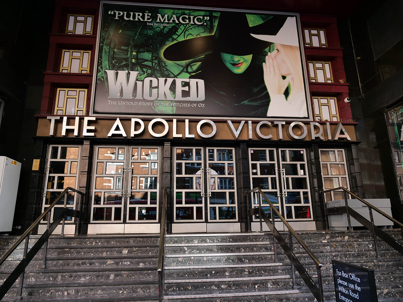Wicked Londres