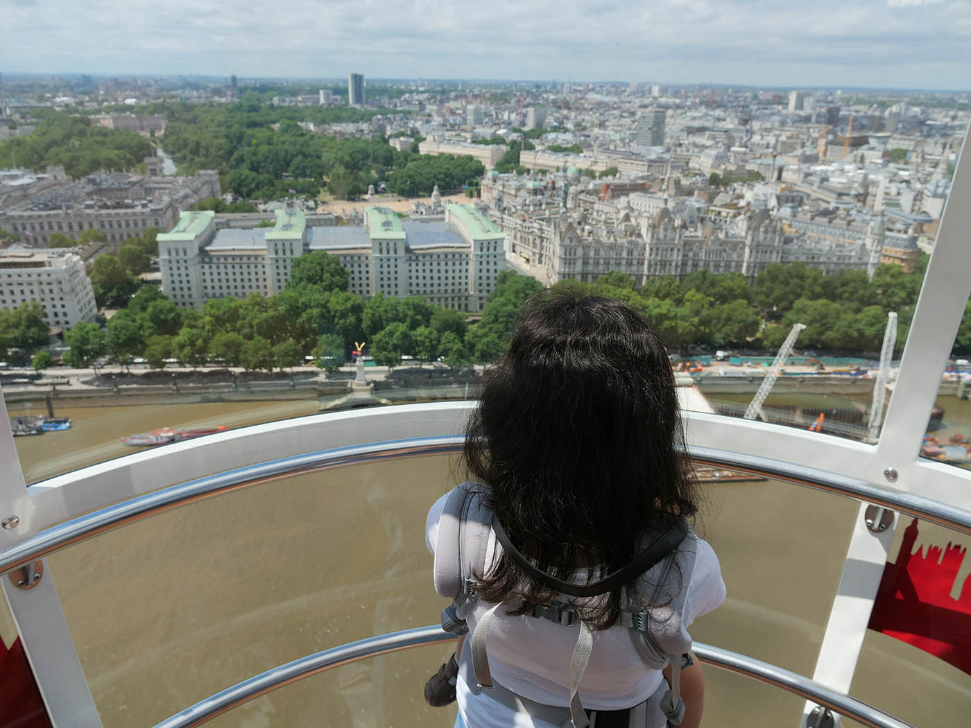 London Eye avis