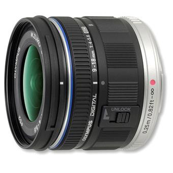 objectif grand angle olympus pas cher