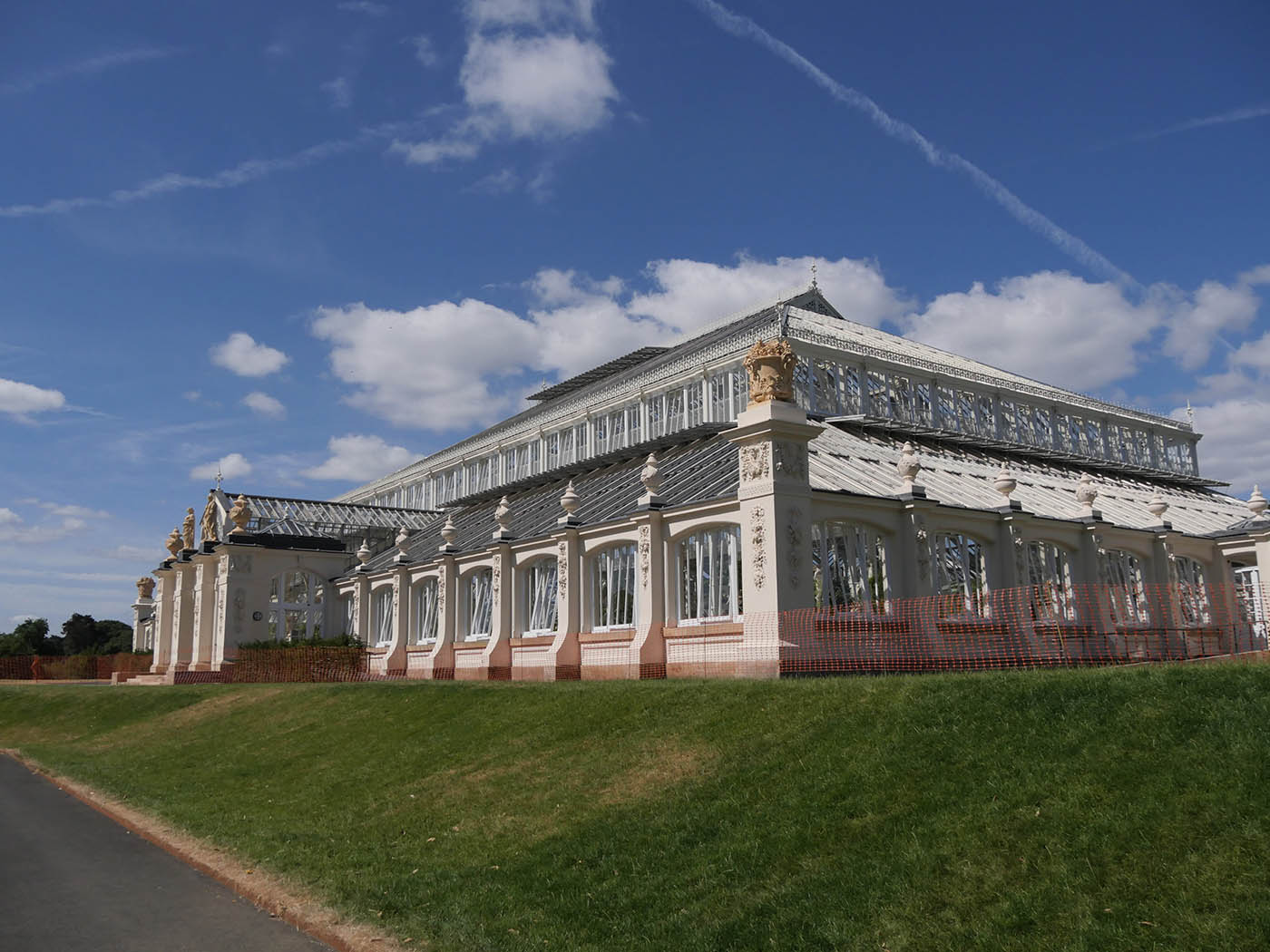 Jardin Kew serre Tempérée