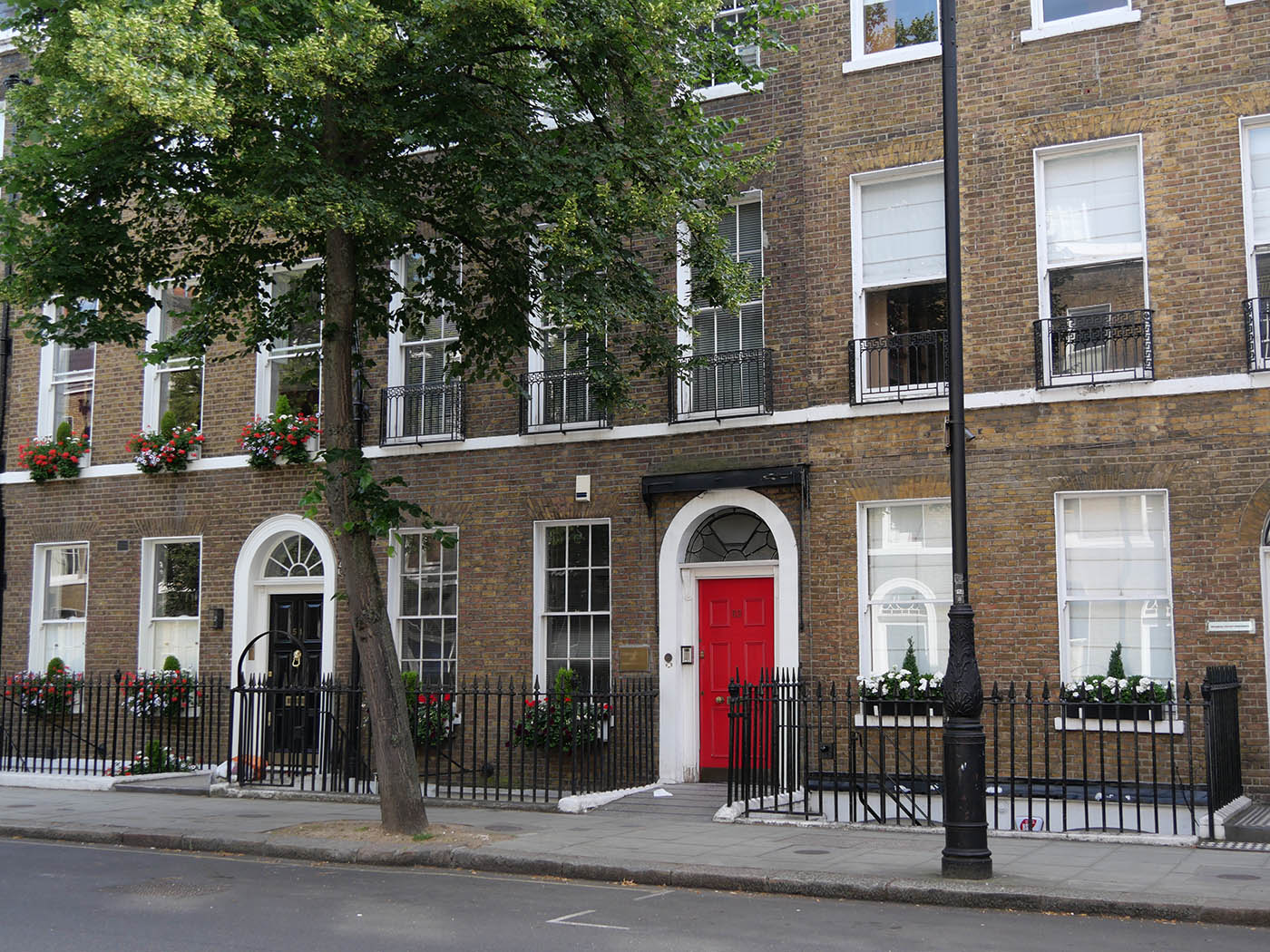 Doughty Street Londres avis