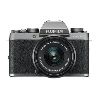 Meilleur Appareil Photo Hybride Debutant Nouveauté 2018 Fujifilm