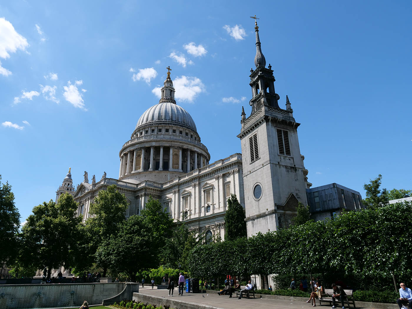 Visite Cathedrale Londres