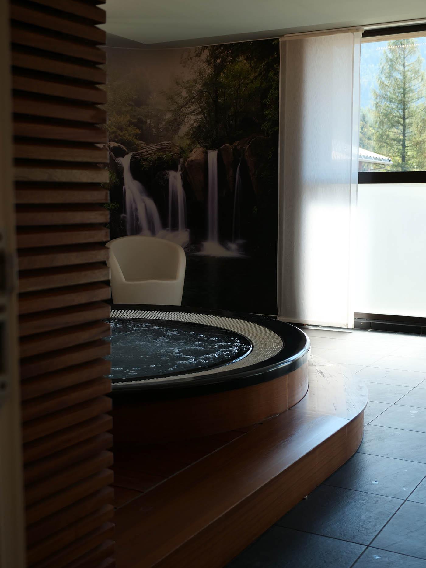 hotel spa best western chamonix mont blanc