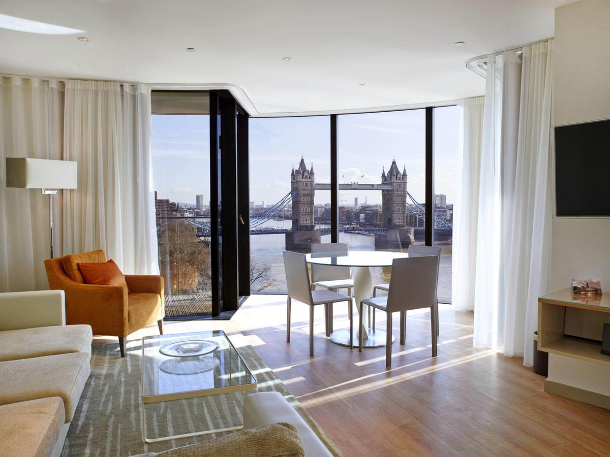 Appart Hotel Luxe Londres Centre La City