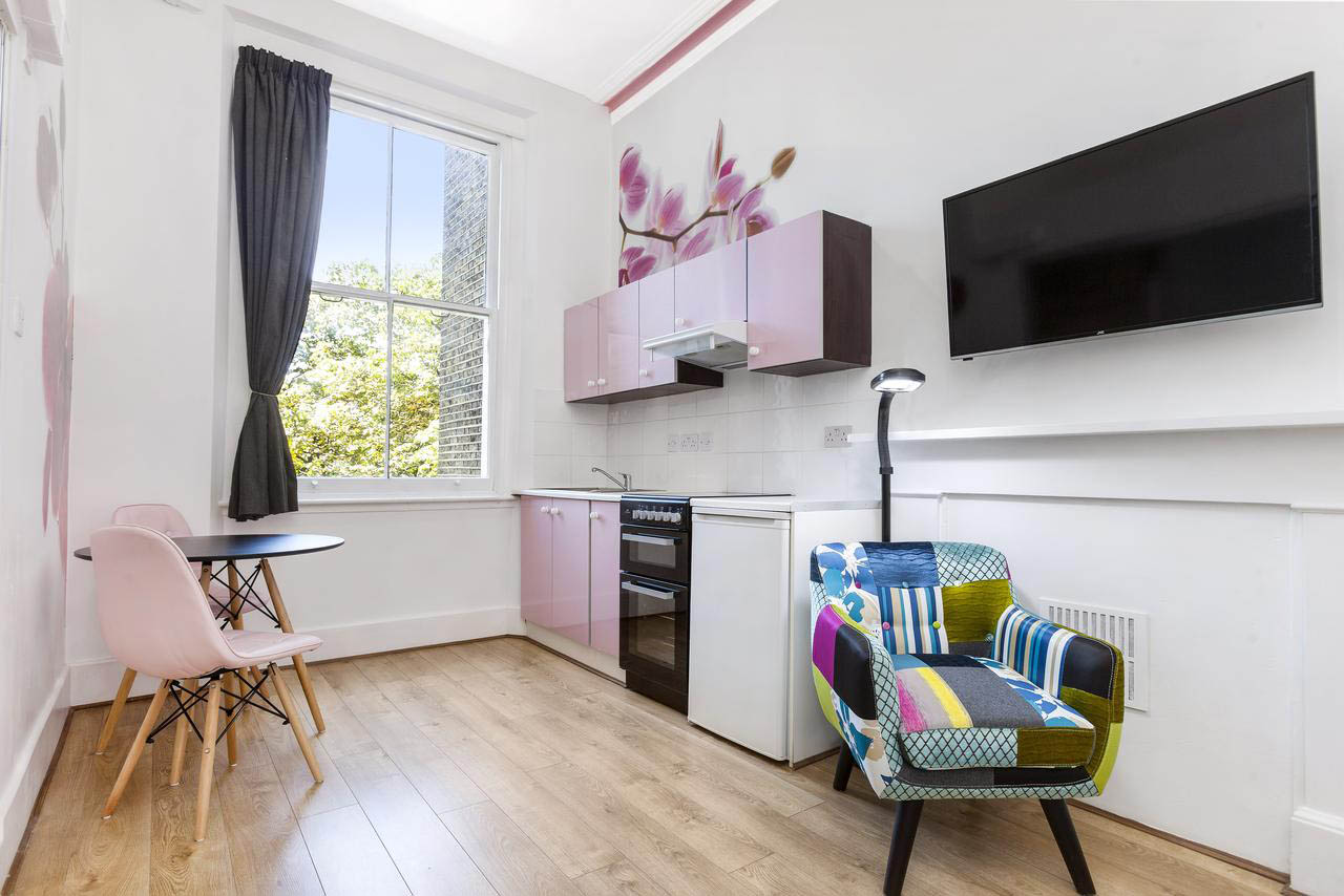Appartement Londres Notting Hill