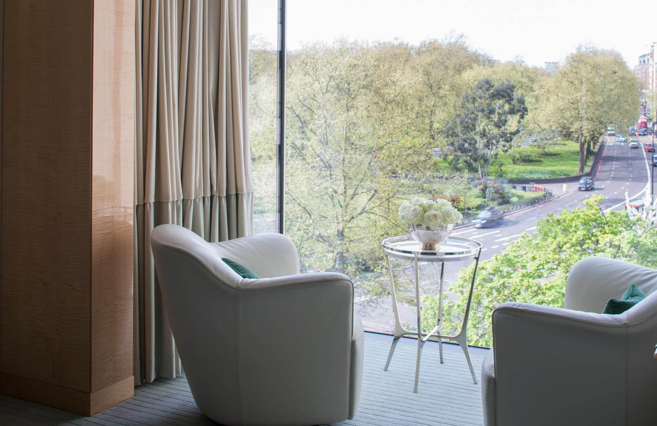 Hotel Londres centre luxe