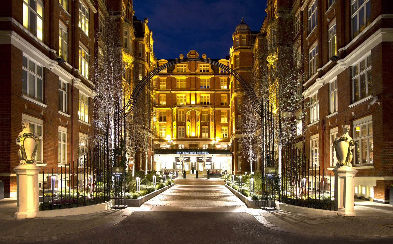 Hotel Londres Luxe Westminster
