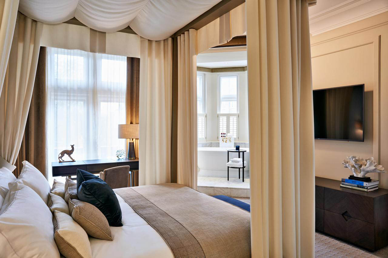 Hotel Luxe Londres St Pancras