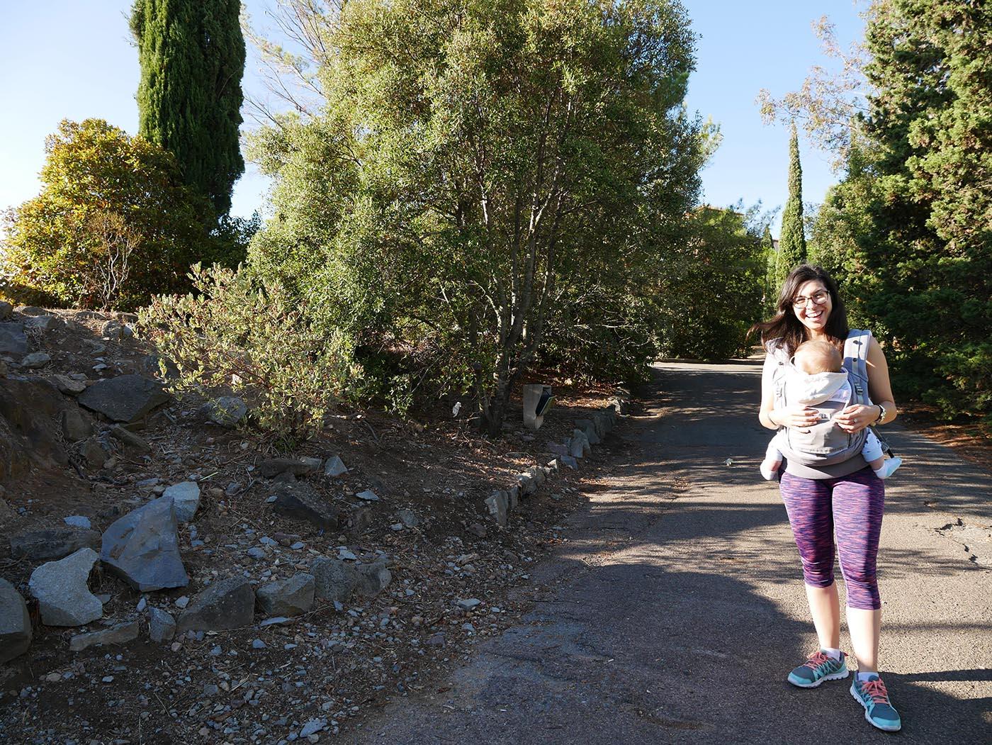 comment porter bébé en vacances sans emporter sa poussette ?