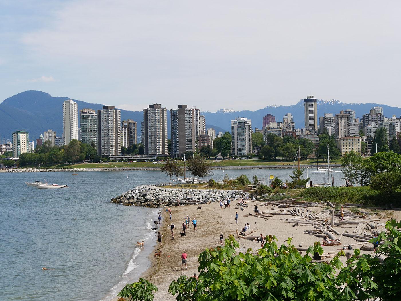 quartiers Vancouver