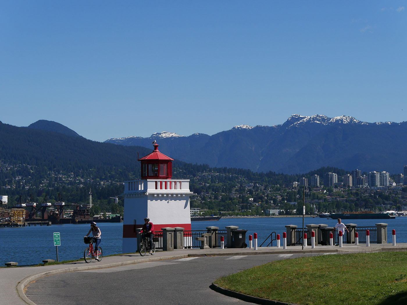 montagnes Vancouver