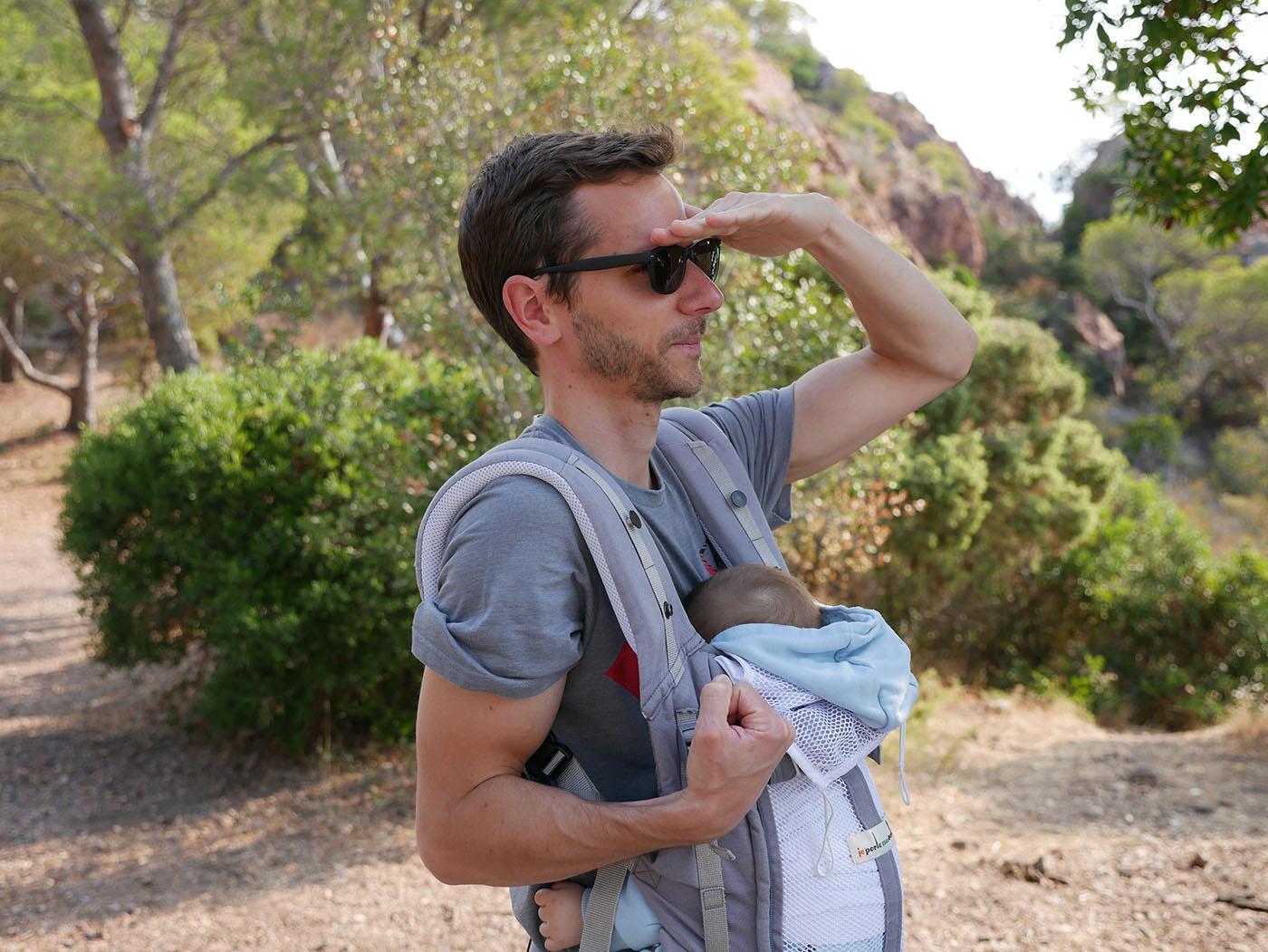 achats bébé indispensable pour voyager avec bébé
