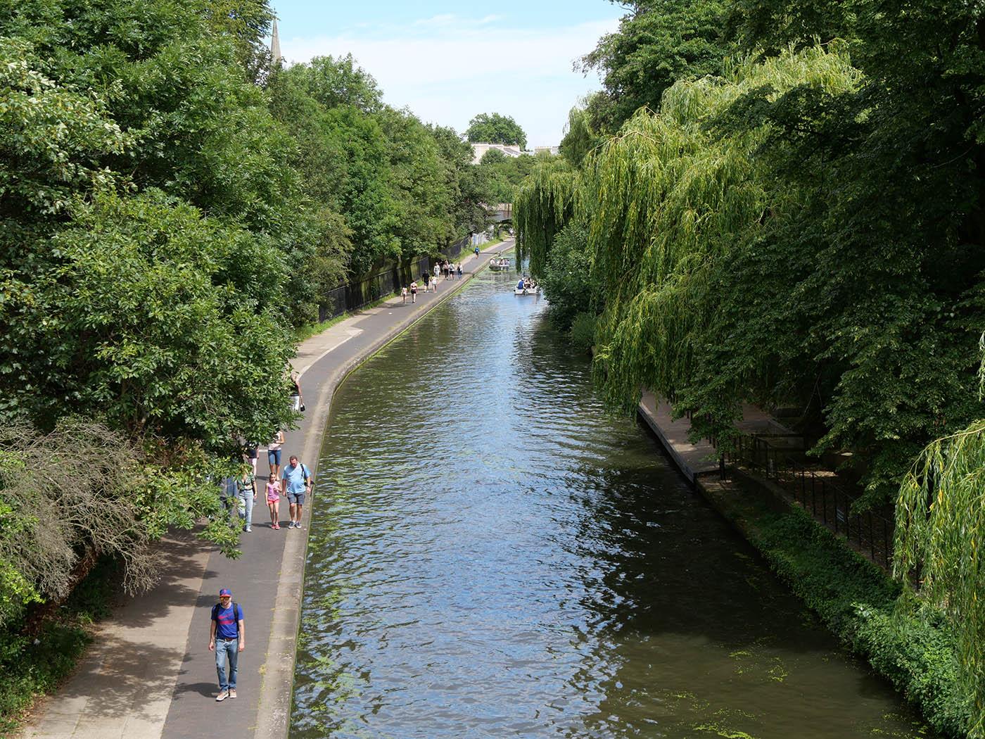 London Zoo environs