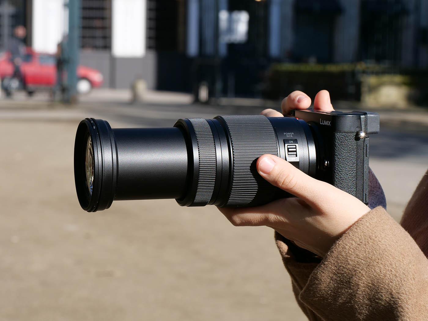 Panasonic Lumix 100 300 + boitier GX9