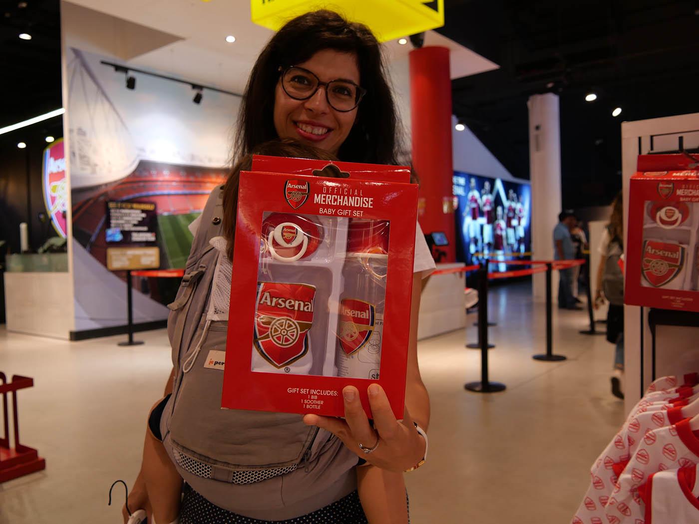 visite emirates stadium prix