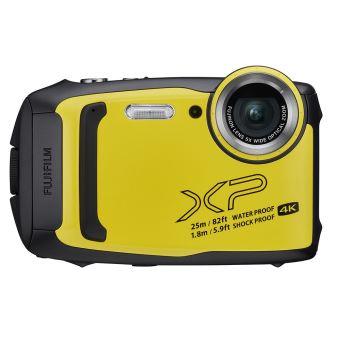 nouveau appareil photo compact tout terrain Fujifilm