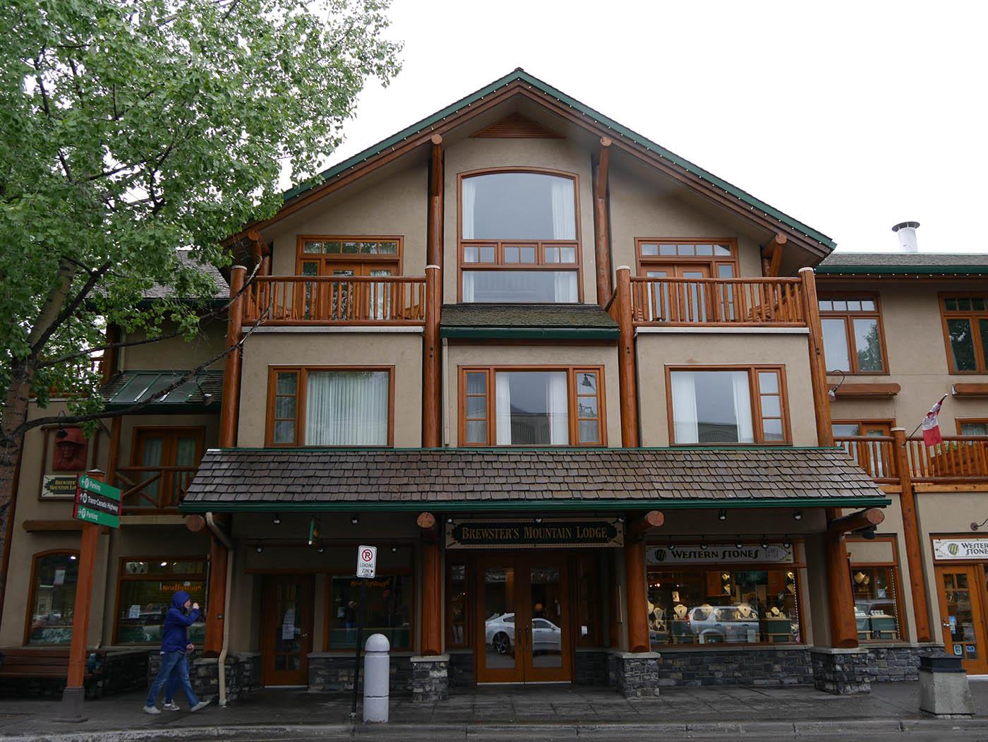 Brewster Mountain Lodge à Banff