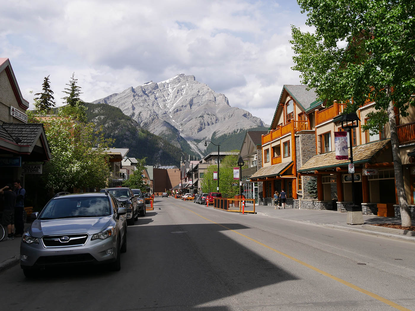 Hotel Brewster Mountain Lodge a Banff