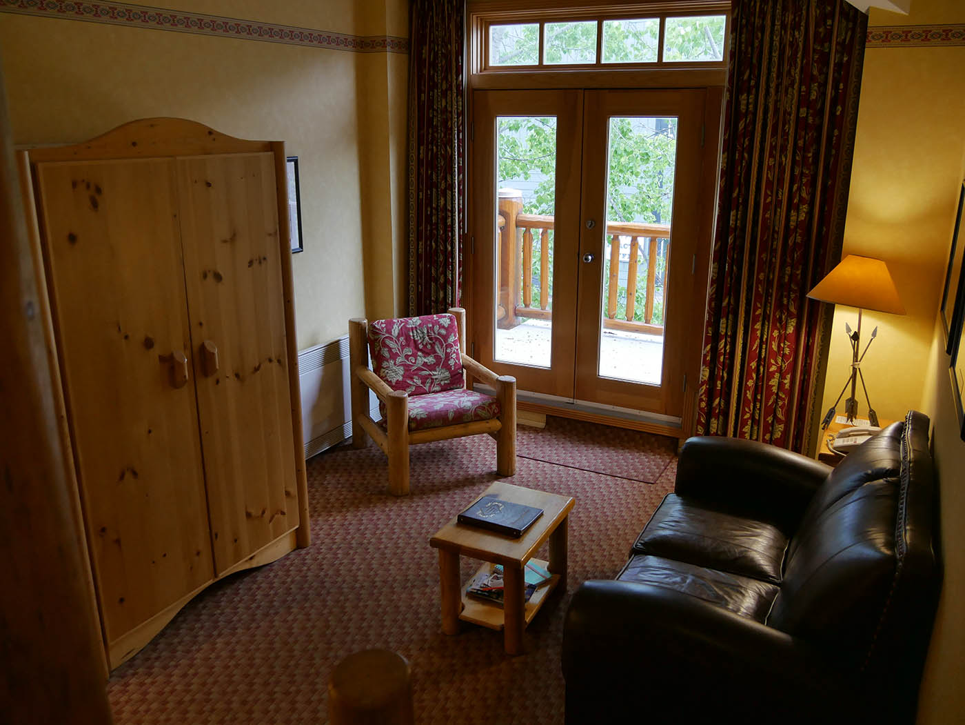 Hotel Brewster's Mountain Lodge Banff