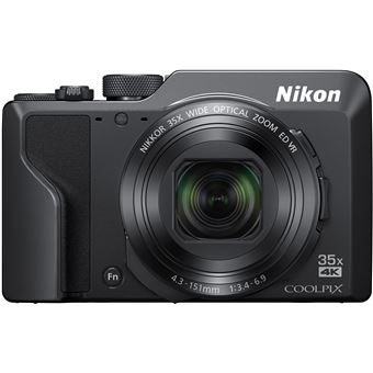 Nouveau appareil photo compact grand zoom Nikon