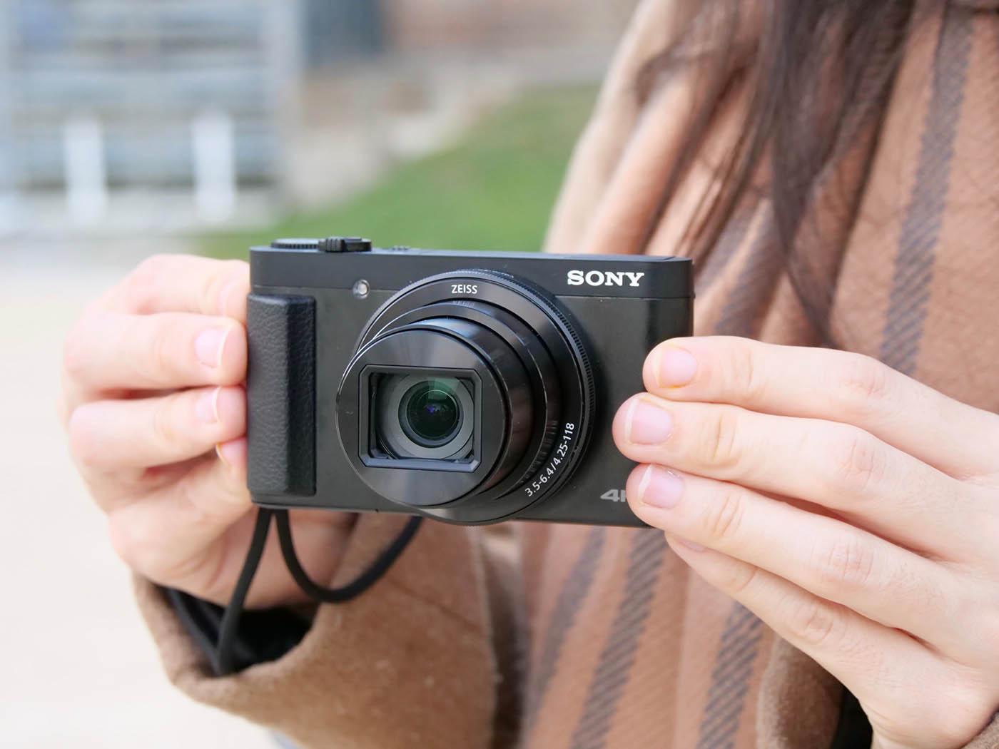 Sony HX99 prise en main
