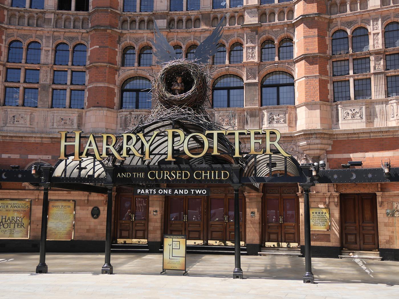 Londres sur theme Harry Potter