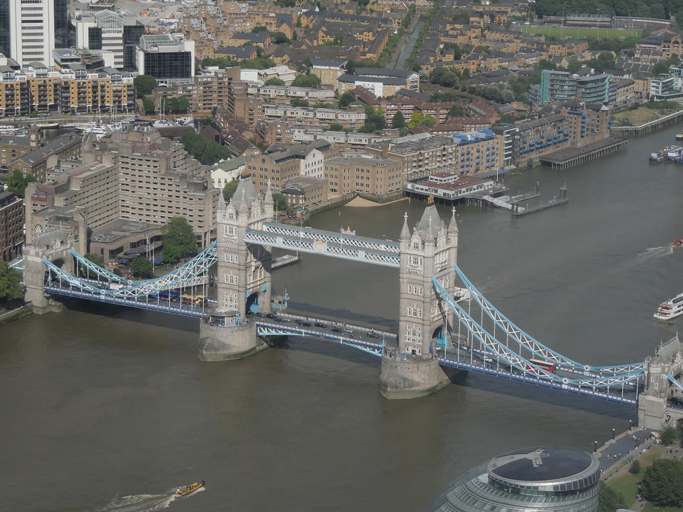 Quoi voir à Londres lieux d'intérêts