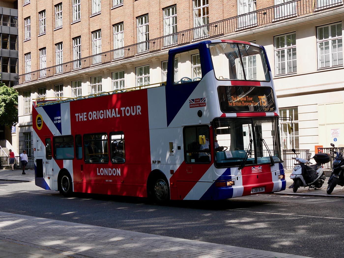 circuit bus