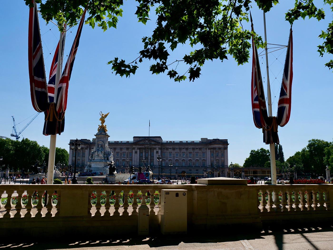Palais Reine Elisabeth II
