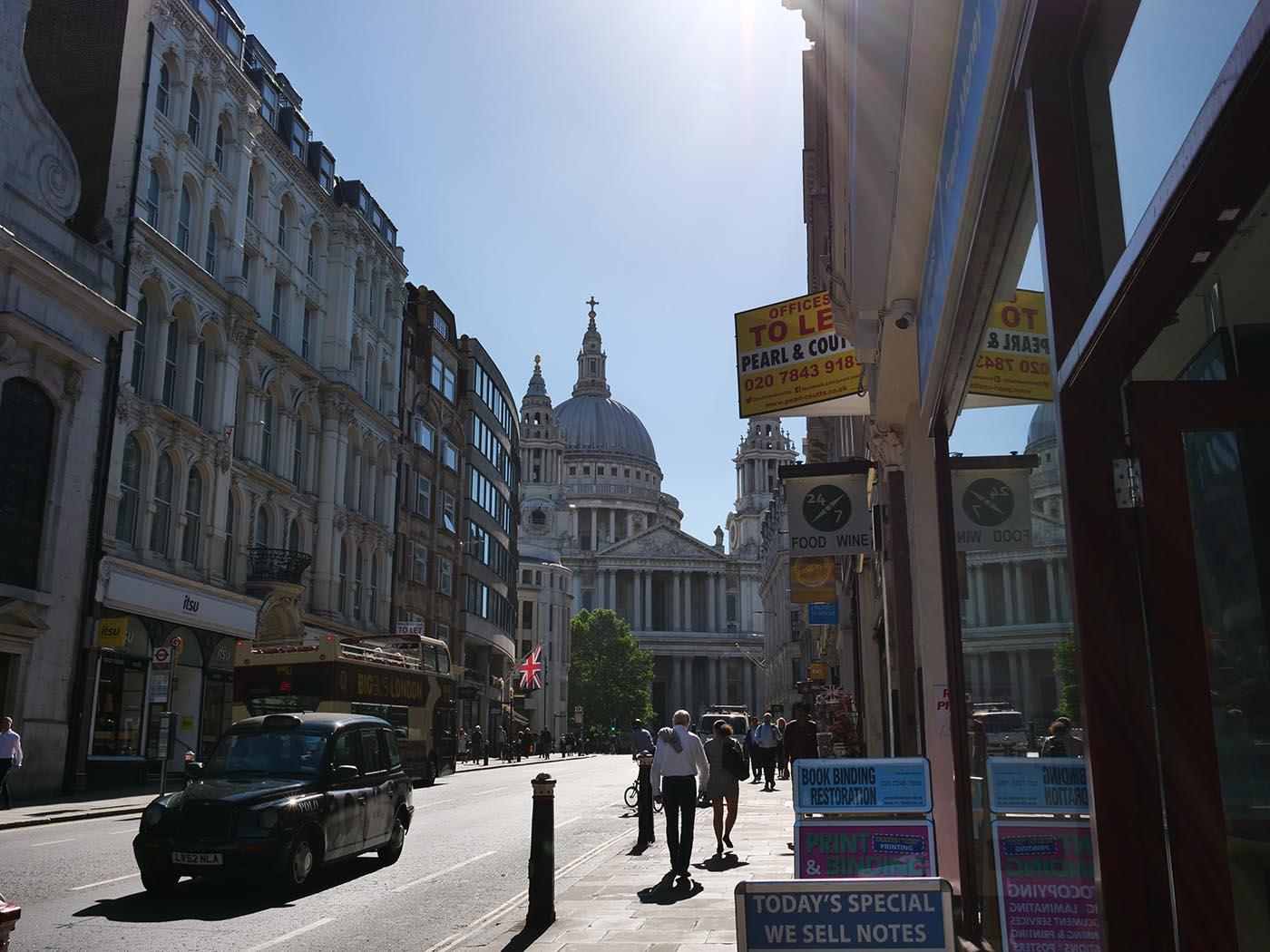 Visiter Londres 1 jour