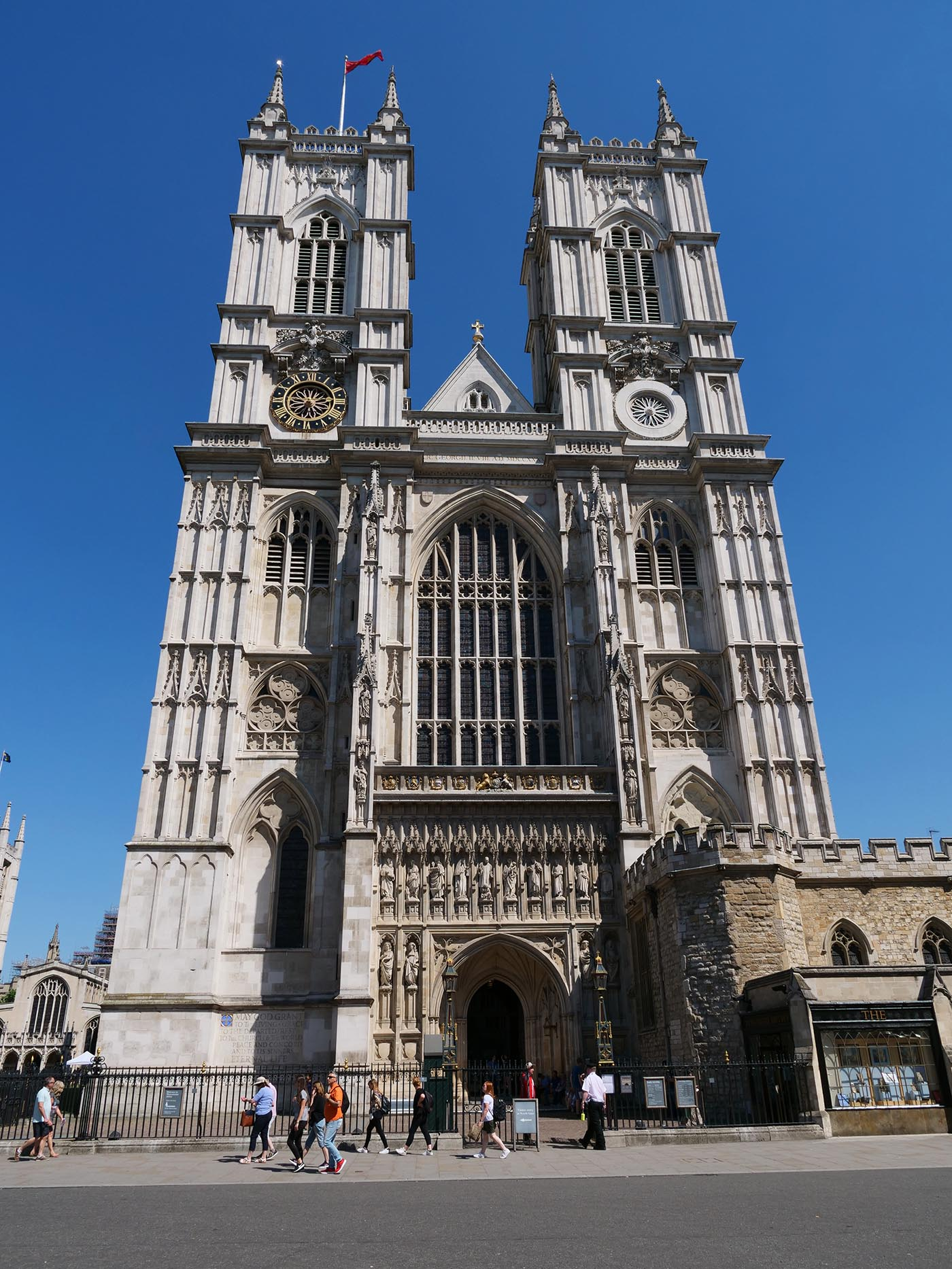Abbaye Westminster